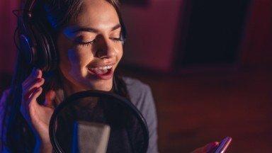 Singing ASMR